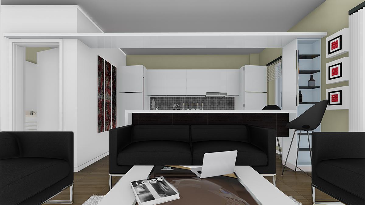 interior 1 3
